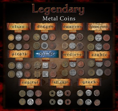 coins all