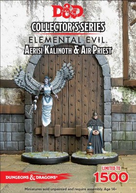 Aerisi Kalinoth & Air Priest (Front)