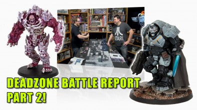 Deadzone Mega Battle Report Part 2