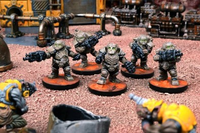Forge Father Steel Warriors