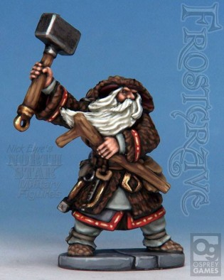Frostgrave Enchanter