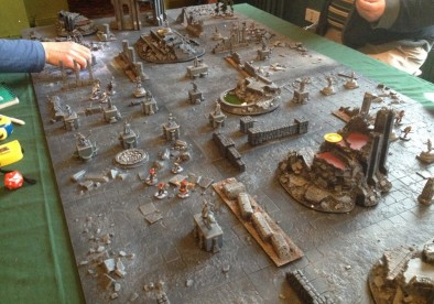 Frostgrave Play
