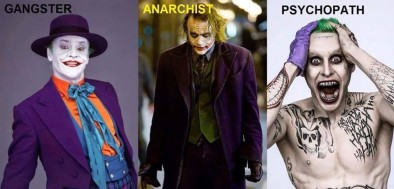 Gangster Anarchist Psychopath