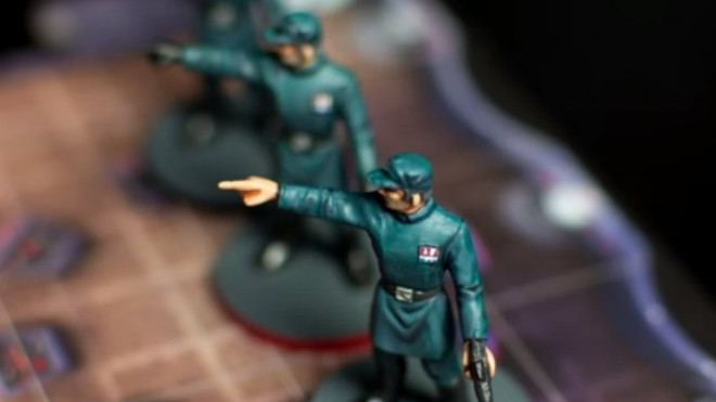 Star Wars Imperial Assault Painting Guide: How To Paint Imperial Officers