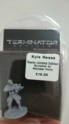 Kyle Reese Limited Edition