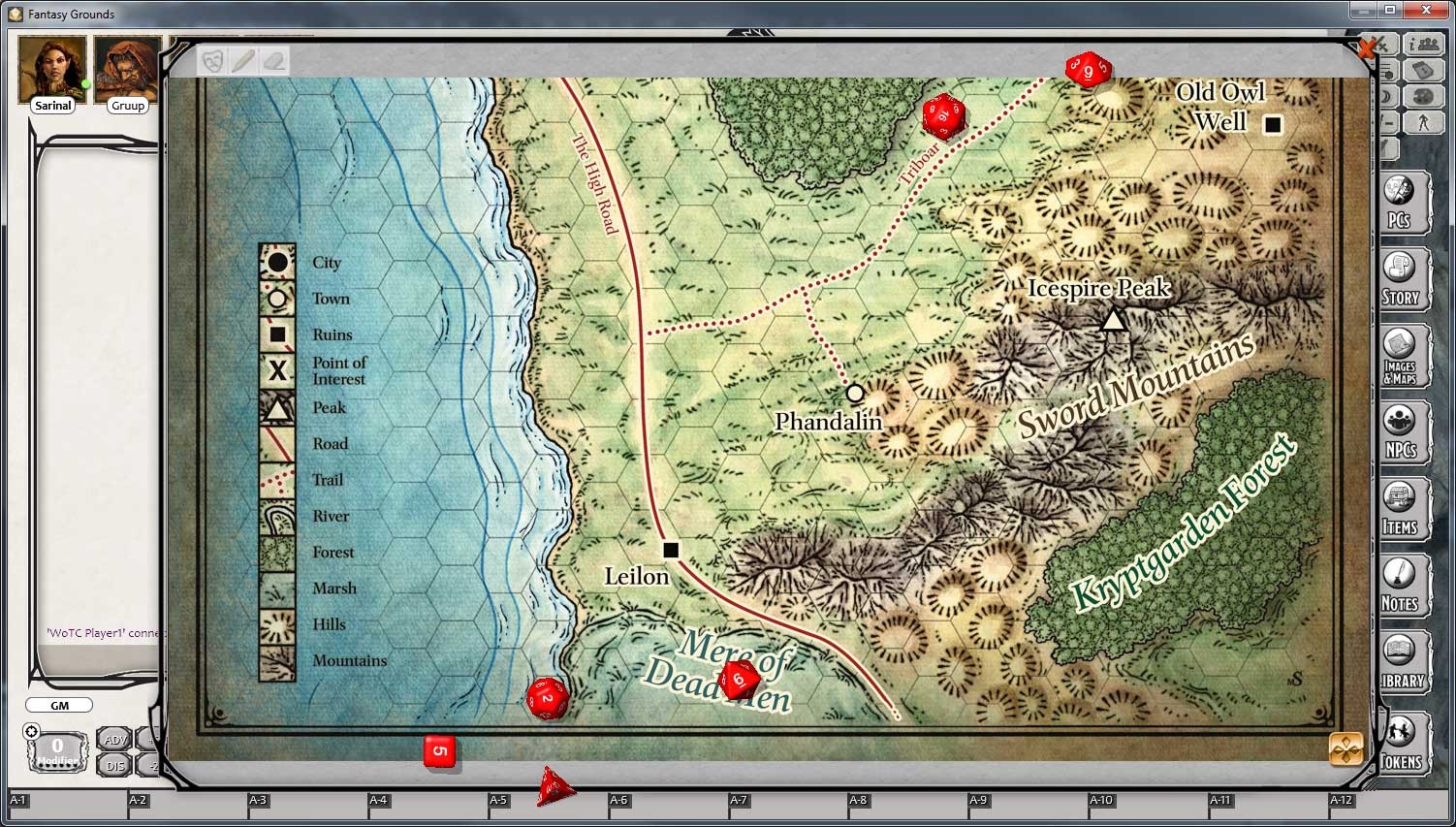 Wizards of the Coast and Fantasy Grounds Team Up for Virtual D&D