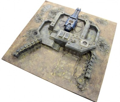 Primus Redoubt Back