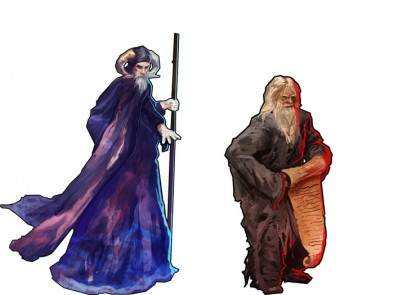 Sorcerer and Wise Man