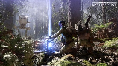 Star Wars Battlefront Video Game Trailer