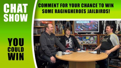 Weekender: FoW Vietnam & Checking Out Raging Heroes' Kickstarter!