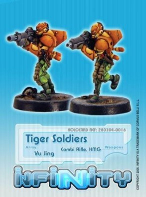 Tiger Soldiers (Old)