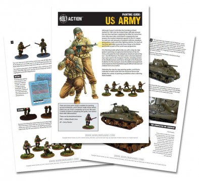US Army Painting Guide
