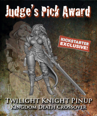 WOK judges pick award