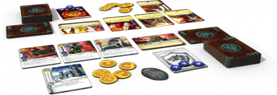 A Game of Thrones (Card Set Up)