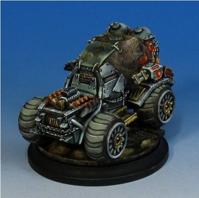 Buggy Painted