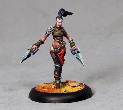 Dark Age Preview Painted