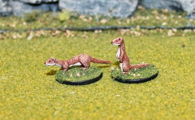 Giant Weasels (Monster)