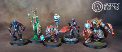 Painted Group