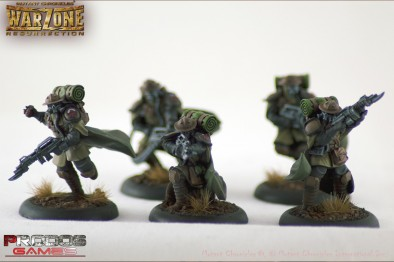Imperial Trenchers