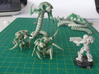Insectoid Swarm