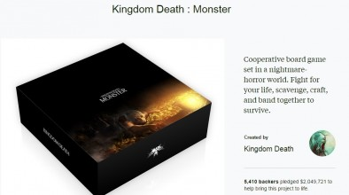 Kingdom Death Kickstarter