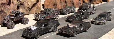 Mad Max Style Vehicles