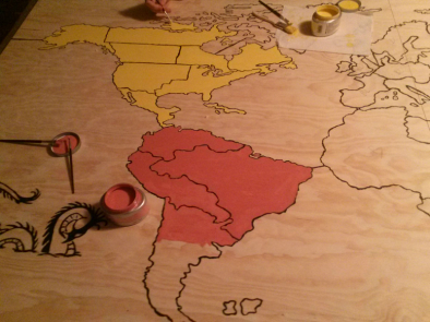 Risk Painting America