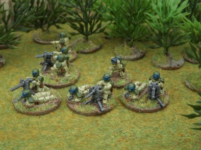 Sci-Fi Infantry Weapon Squads