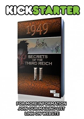 Secrets of the Third Reich II Cover