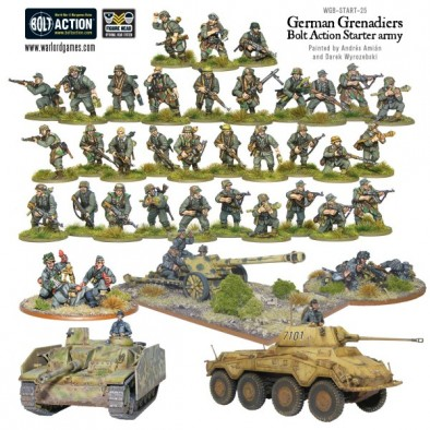 Starter Army Contents
