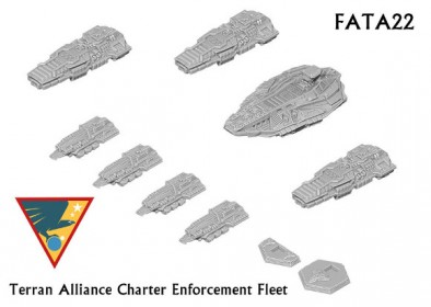 Terran Alliance Charter Enforcement Fleet