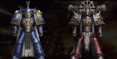 Ultramarines Vs Word Bearers