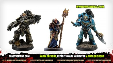 Unboxing: Forge World Event Exclusive Miniatures