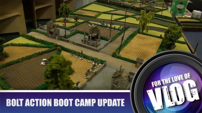 VLOG: Bolt Action Boot Camp - Getting into the (Electro) swing of things