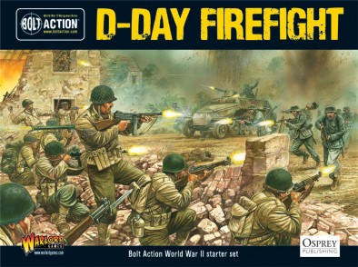 D-Day Firefight