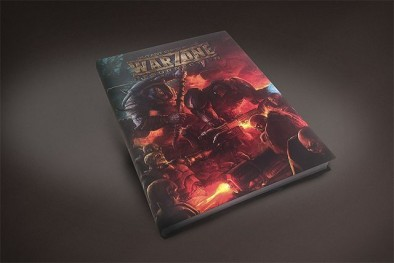 Warzone Resurrection Rulebook
