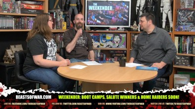 Weekender: Boot Camps, Salute Winners & Home Raiders Soon!
