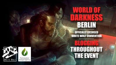 World of Darkness Berlin Cover