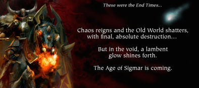 Age of Sigmar Banner (Chaos)