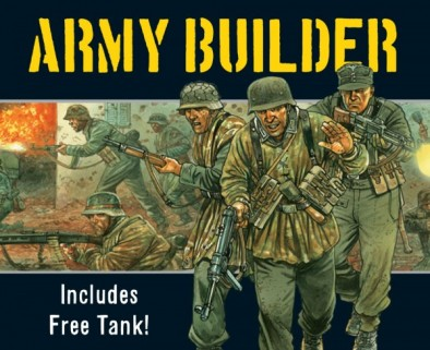 Bolt Action Army Builder