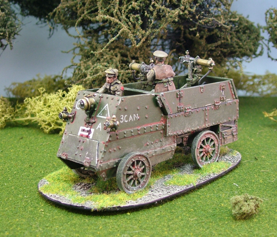 First Corps Get Your Vehicles Sorted For World War I & II – Beasts ...