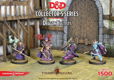 Dragon Cultists #1