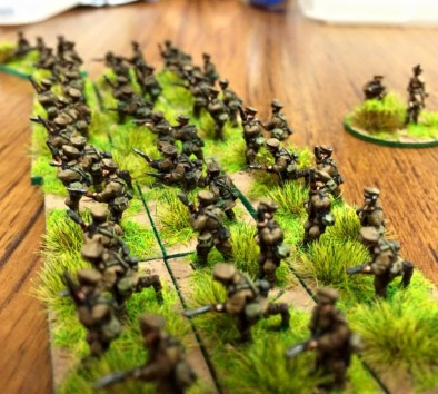 Early War Soldiers
