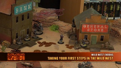 Exploring Exodus - Taking Your First Steps In The Wild West