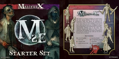 Malifaux StarterBoxCover