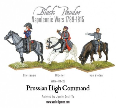Prussian High Command (Front)