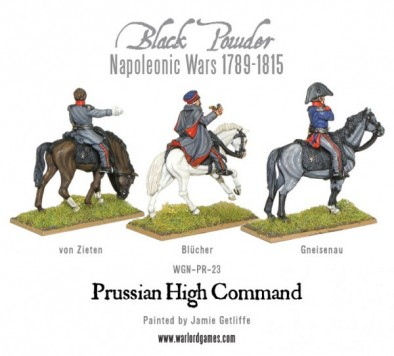 Prussian High Command (Rear)