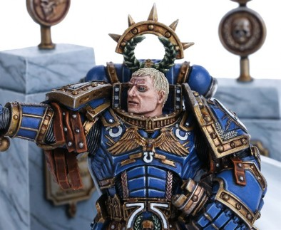 Roboute Guilliman (Close)