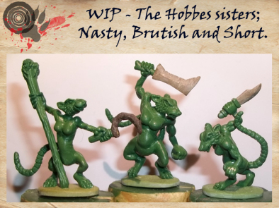 The Hobbe Sisters