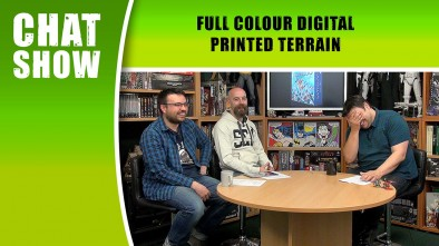 Weekender: The Dawn Of Full Colour Digital Printed Terrain?